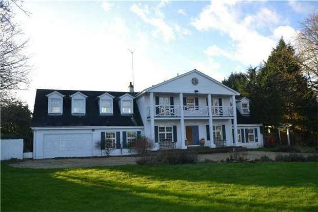 6 Bedrooms Detached House for sale in Berkshire