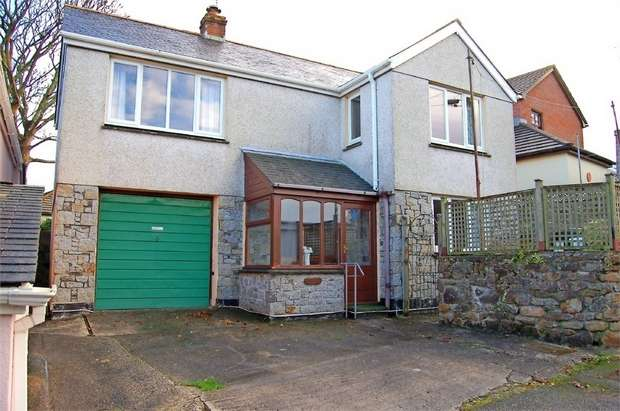 3 Bedrooms Detached House for sale in Jakes Lane, Chacewater, Truro, Cornwall