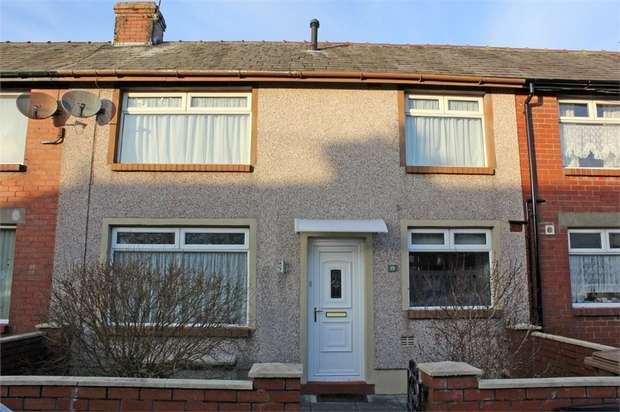 3 Bedrooms Terraced House for sale in Duke Street, Dalton-in-Furness, Dalton-in-Furness, Cumbria
