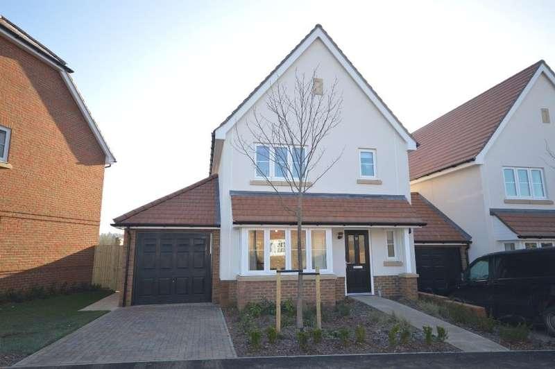 4 Bedrooms Detached House for sale in Meadowbrook, Storrington, RH20
