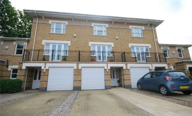 3 Bedrooms Town House for sale in Drake Mews, BROMLEY, Kent