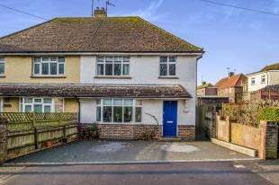 3 Bedrooms Semi Detached House for sale in Falmer Road, Rottingdean, Brighton, East Sussex