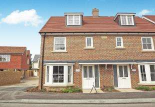 3 Bedrooms Semi Detached House for sale in Elderflower Cottage, Chequers Hill, Doddington, Kent
