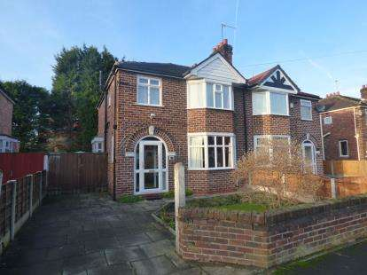 3 Bedrooms Semi Detached House for sale in Wickenby Drive, Sale, Trafford, Greater Manchester