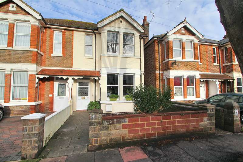 2 Bedrooms Apartment Flat for sale in Browning Road, Worthing, West Sussex, BN11