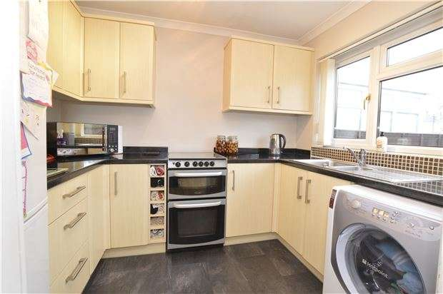 3 Bedrooms Terraced House for sale in Witcombe, Yate, BS37 8SX