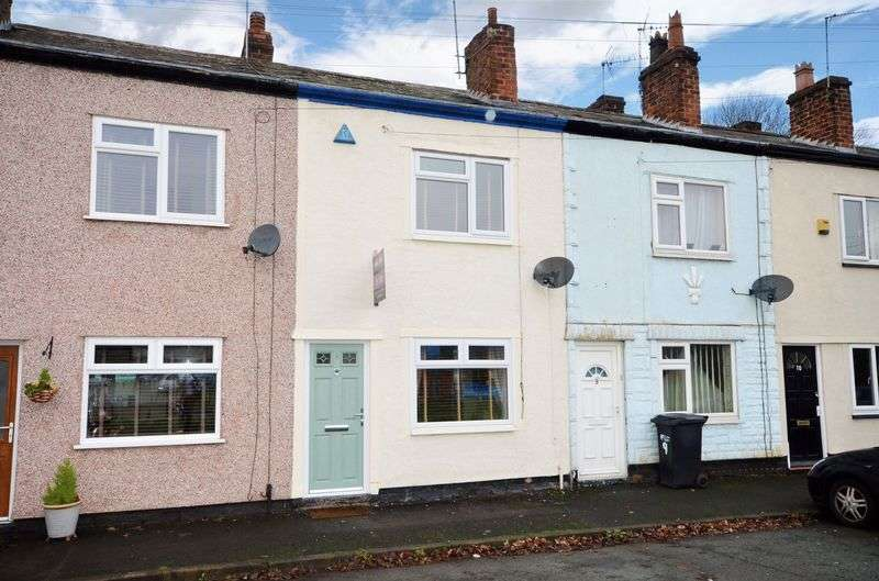 2 Bedrooms Terraced House for sale in River Lane, Saltney, Chester
