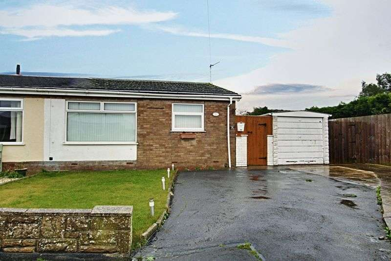 2 Bedrooms Semi Detached Bungalow for sale in Adeliza Garth, Hull