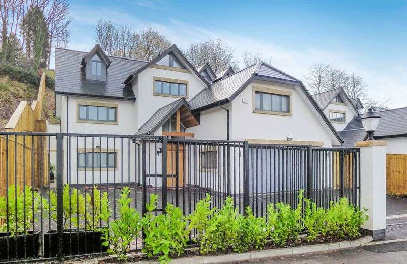 6 Bedrooms Detached House for sale in Plot 1, Shrewsbury Wood, Prestwich