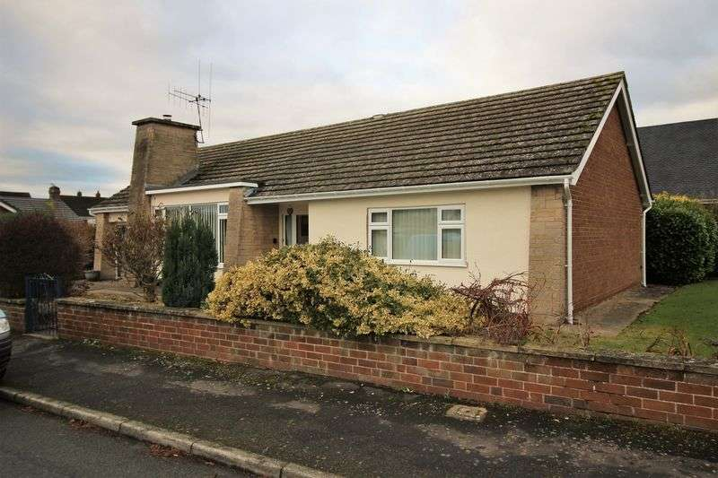 3 Bedrooms Detached Bungalow for sale in 17 Kingswood Road, Shrewsbury, SY3 8UX