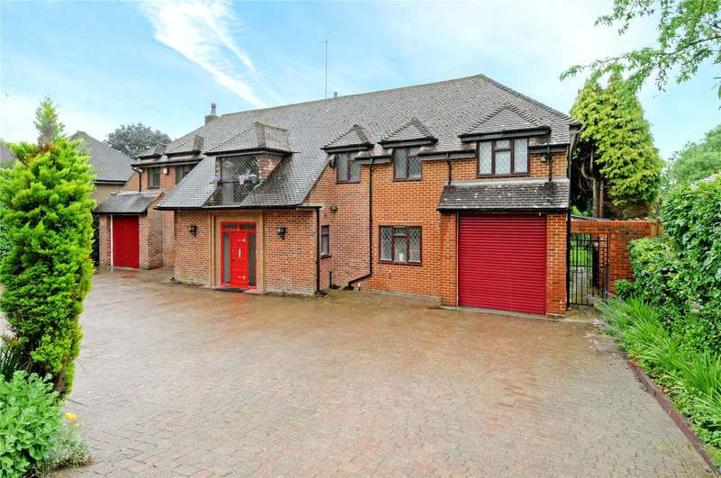 6 Bedrooms Detached House for sale in Downs Way, Tadworth, Surrey, KT20