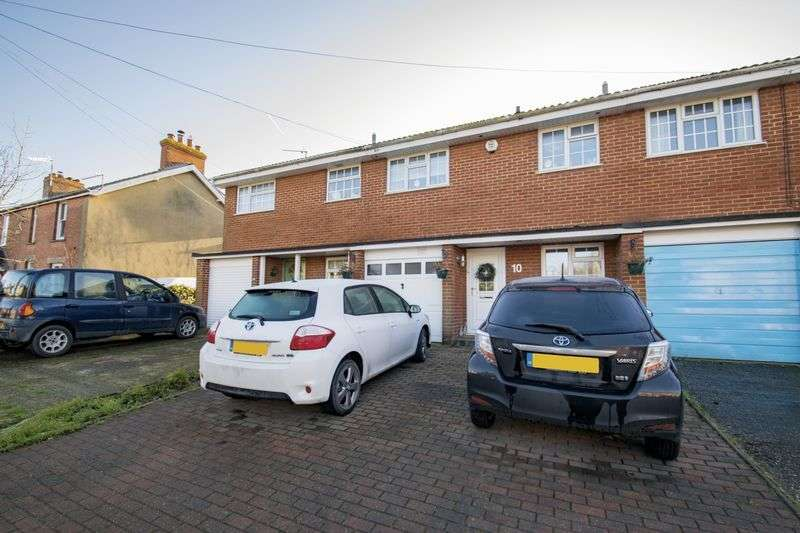 3 Bedrooms Terraced House for sale in The Ridgeway, Flitwick