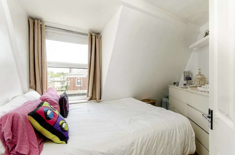1 Bedroom Flat for sale in Norwood Road, Tulse Hill, SE27