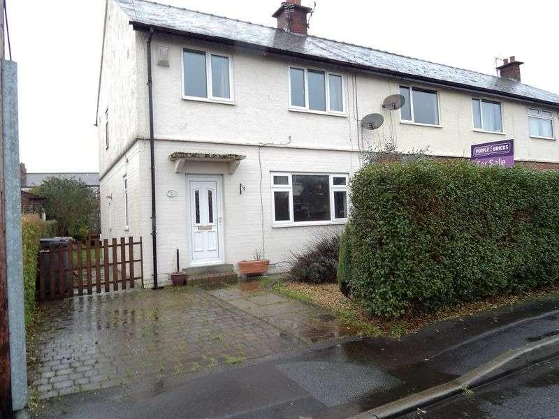 2 Bedrooms Semi Detached House for sale in Ribble Close, Penwortham, Preston