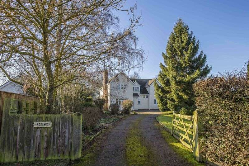 5 Bedrooms Detached House for sale in Rattlesden Road, Drinkstone