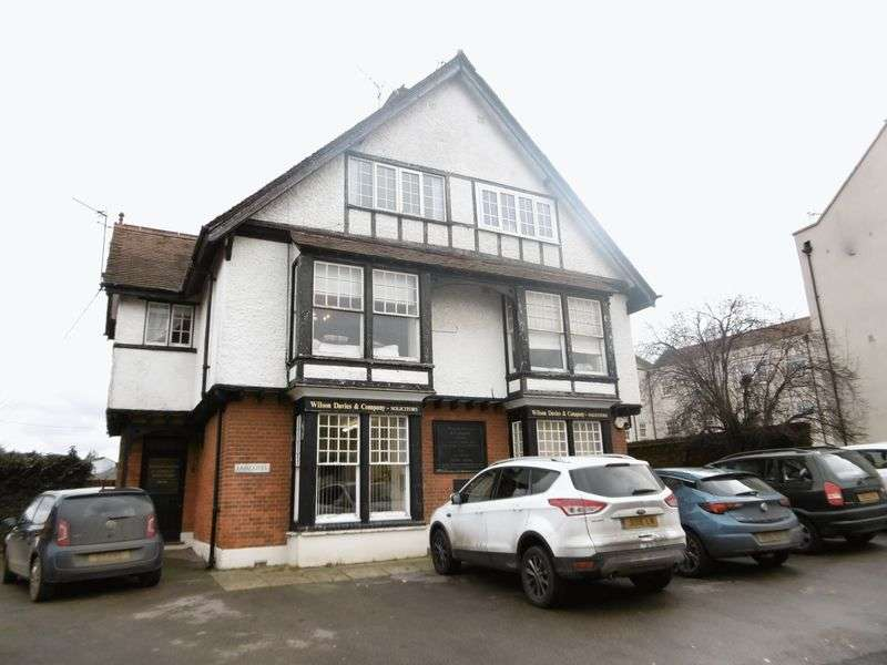 2 Bedrooms Flat for sale in Faircotes, Old Harlow