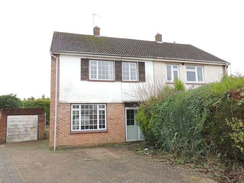 3 Bedrooms Semi Detached House for sale in The Croft, Oldland Common, Bristol