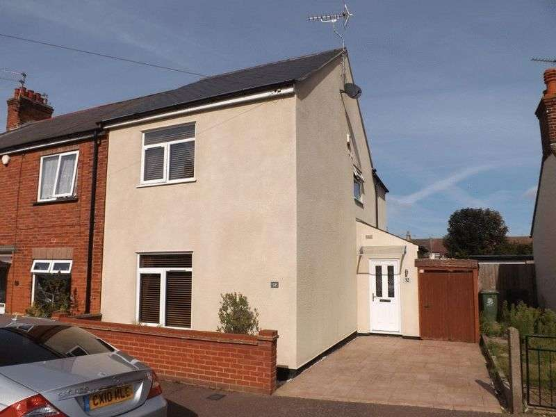 3 Bedrooms Terraced House for sale in Gorleston