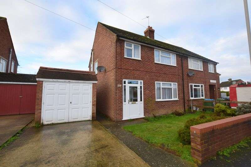 3 Bedrooms Semi Detached House for sale in Whaddon Chase, Aylesbury