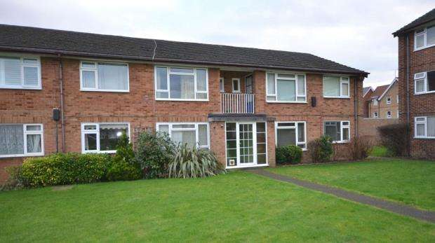 2 Bedrooms Apartment Flat for sale in Prince Andrew Close, Maidenhead, Berkshire