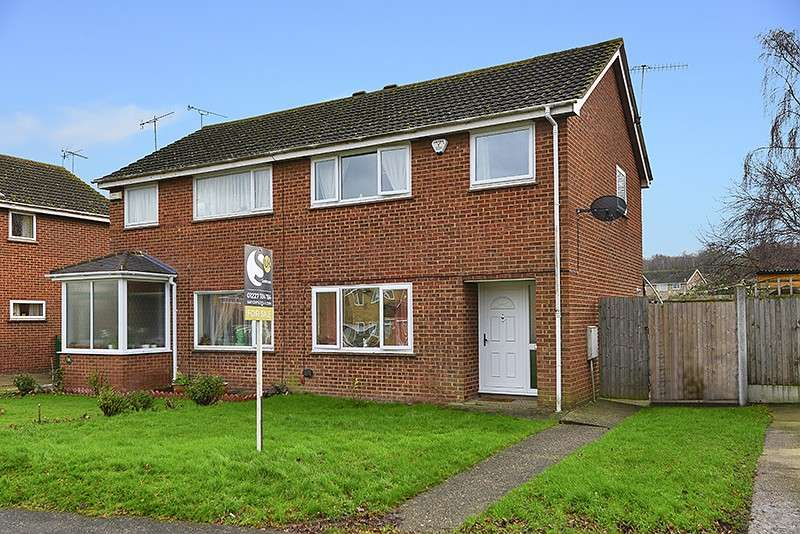 3 Bedrooms House for sale in Field Avenue, Canterbury, CT1