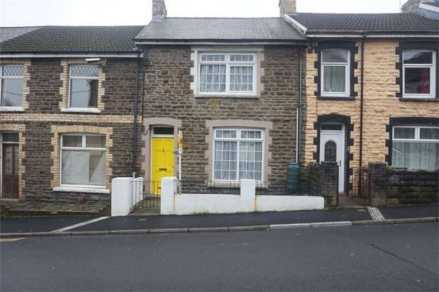3 Bedrooms Terraced House for sale in McDonnell Road, BARGOED, Caerphilly