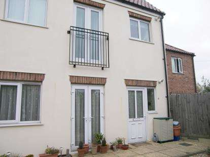 2 Bedrooms Flat for sale in King's Lynn, Norfolk