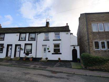 2 Bedrooms End Of Terrace House for sale in Ormerod Street, Worsthorne, Burnley, Lancashire