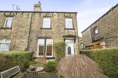 4 Bedrooms Semi Detached House for sale in Staups Lane, Stump Cross, Halifax, West Yorkshire