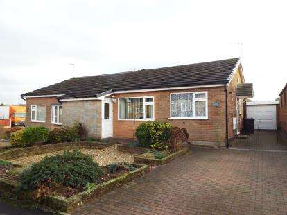 2 Bedrooms Bungalow for sale in Rectory Road, Markfield, Leicester, Leicestershire