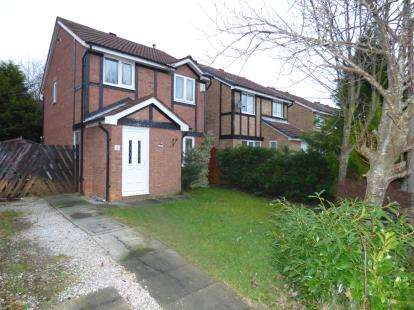3 Bedrooms Detached House for sale in Willow Coppice, Lea, Preston, Lancashire, PR2