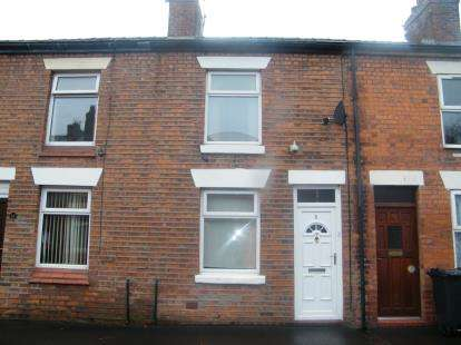 2 Bedrooms Terraced House for sale in Dean Street, Winsford, Cheshire, CW7