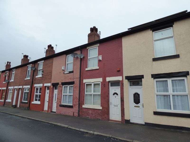 2 Bedrooms Terraced House for sale in Hobson Street, Stockport