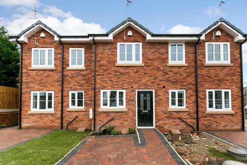 2 Bedrooms Terraced House for sale in Lockerbie Place, Winstanley, WN3 6TF