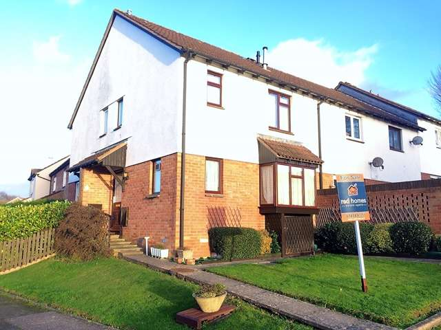 2 Bedrooms Cluster House for sale in 44 Chestnut Way, Honiton