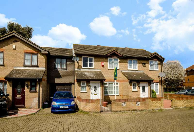 3 Bedrooms Terraced House for sale in Varley Way, Merton Abbey Mills, CR4