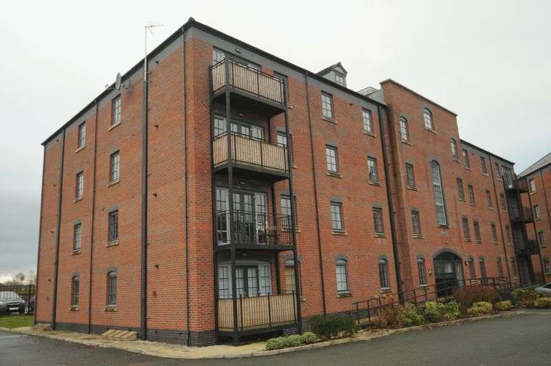 2 Bedrooms Flat for sale in Beaumont Court, Elphins Drive, Warrington