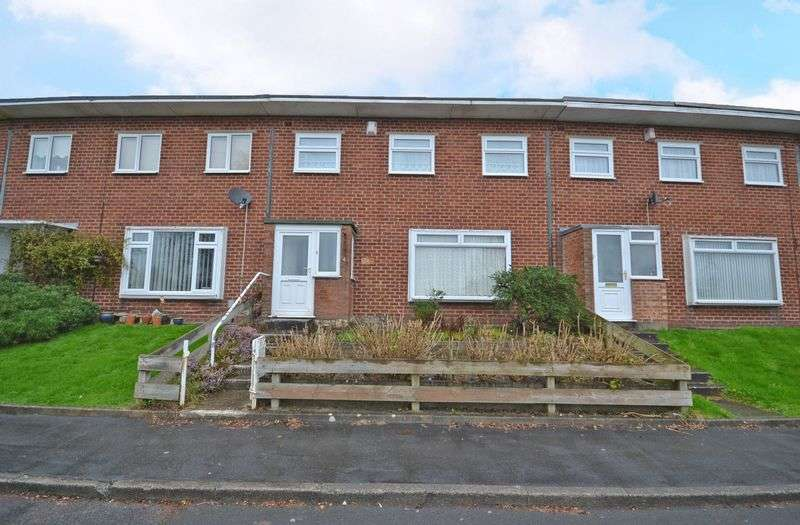 3 Bedrooms Terraced House for sale in Deceptively Spacious Terrace, Scott Close, Newport