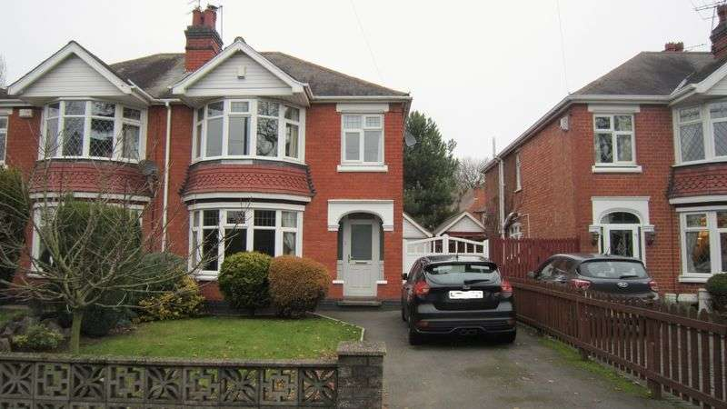 3 Bedrooms Semi Detached House for sale in Broad Lane, Near Hearsall Common, Coventry