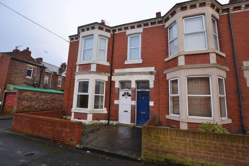 3 Bedrooms Flat for sale in Trewhitt Road, Newcastle Upon Tyne