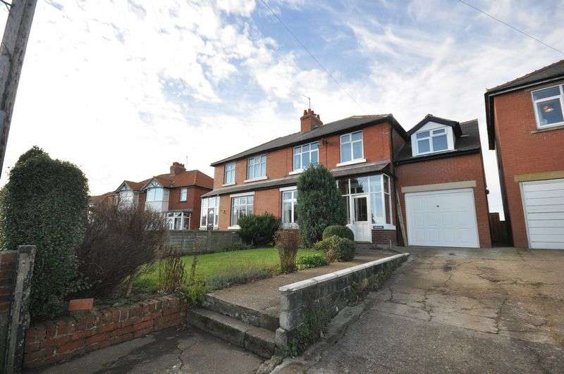 4 Bedrooms Semi Detached House for sale in Ruswarp Lane, Whitby