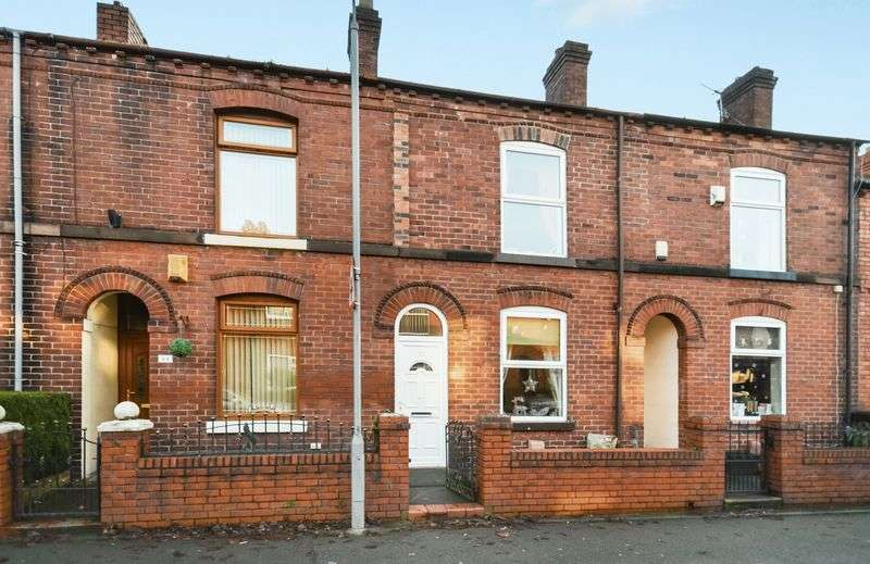 2 Bedrooms House for sale in 33 St John Street, Newton-Le-Willows, St Helens, WA12 9NW