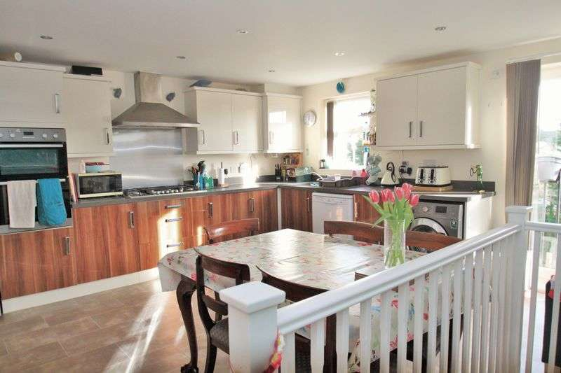 3 Bedrooms Terraced House for sale in Dairy Crest Drive, Newport