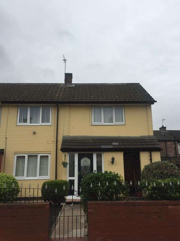 2 Bedrooms Terraced House for sale in Admiral Grove, Liverpool