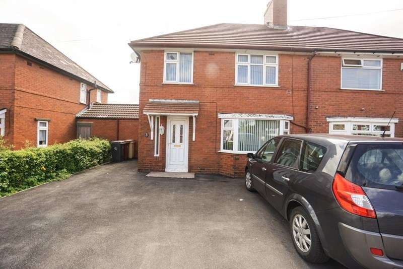 3 Bedrooms Semi Detached House for sale in Church Street, Blackrod