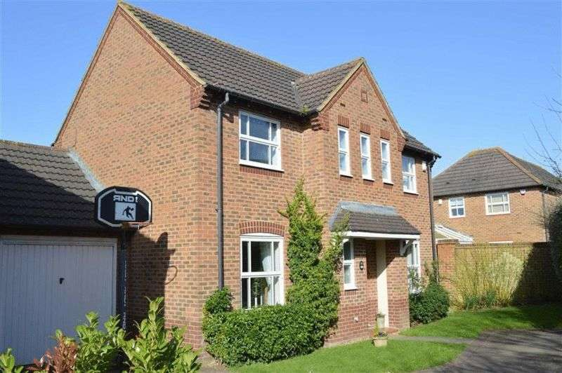3 Bedrooms Detached House for sale in Kingfisher Road, Brackley