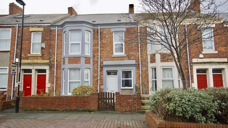 3 Bedrooms Terraced House for sale in HOTSPUR STREET, Heaton