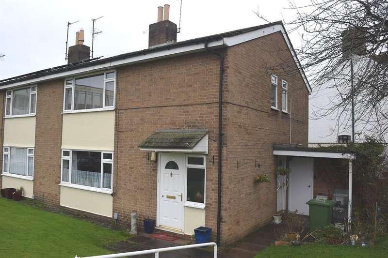 1 Bedroom Flat for sale in Swain Court, Peterborough, PE2