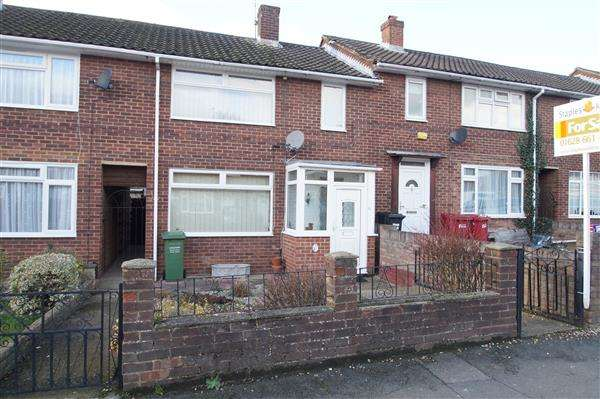 2 Bedrooms Terraced House for sale in Fairview Road, Slough