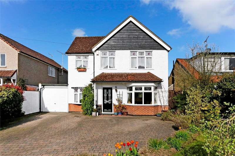 4 Bedrooms Detached House for sale in Cheapside Lane, Denham Village, Denham, Buckinghamshire, UB9